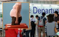 Đẻ rơi ở sân bay, người phụ nữ thản nhiên ném con thẳng vào thùng rác rồi bỏ đi