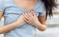 1/4 cơn đau tim có các triệu chứng không điển hình: Hãy cảnh giác