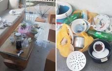 """Cho khách thuê homestay ở Đà Lạt, chủ nhà bị """"bùng"""" tiền, khung cảnh bên trong còn gây choáng váng hơn"""