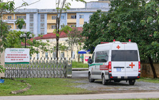 Bệnh viện Quân đội 108 tạm dừng tiếp nhận bệnh nhân chuyển tuyến từ hôm nay