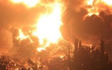 Thành phố trọng yếu của Iran rực lửa như địa ngục, tình báo Israel đã ra tay?