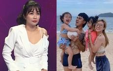 Dành nhiều lời khen ngợi vợ cũ Hoài Lâm, Ốc Thanh Vân gây tranh cãi gay gắt trên mạng