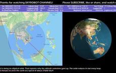 NÓNG: Tên lửa Trung Quốc vừa rơi, đã có địa điểm chính xác- Việt Nam có bị ảnh hưởng gì không?