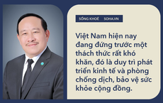 PGS.TS Nguyễn Huy Nga: Bài học từ nước Mỹ giãn cách xã hội mang lại lợi ích 5.300 tỷ đô la so với không giãn cách