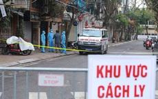 NÓNG: Hà Nội ghi nhận chùm 3 ca dương tính SARS-CoV-2, là người trong một gia đình