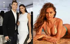 Nhan sắc nóng bỏng của Irina Shayk - tình cũ Ronaldo đang hẹn hò Kanye West
