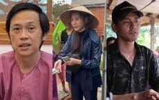 """VTV lại """"réo tên"""" Hoài Linh, Thủy Tiên, MC Phan Anh vì câu chuyện từ thiện, những tờ giấy A4 sao kê trở thành tâm điểm"""