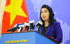 Việt Nam nói về việc đàm phán mua vắc-xin Trung Quốc