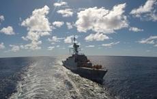 Tàu quân sự Iran lần đầu tiến vào Đại Tây Dương