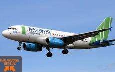 Hết tài trợ chuyến bay cho tuyển Việt Nam, Bamboo Airways lại giảm 50% giá cước vải thiều Bắc Giang