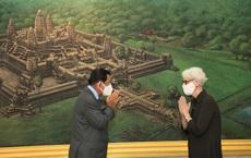 """Mỹ muốn xem mọi ngóc ngách căn cứ quân sự nghi liên quan TQ, Campuchia nói """"không"""": Tùy viên Mỹ bỏ về"""