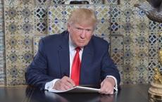 """Cựu TT Trump tiết lộ về dự án cực khủng khiến ông làm việc """"điên cuồng"""": Sẽ là bom tấn?"""