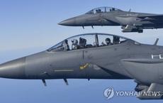 """Hàn Quốc tham gia cuộc tập trận không quân """"Cờ Đỏ"""" của Mỹ, Nhật Bản"""