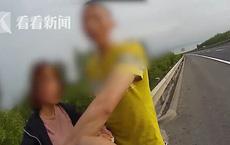 Làm 1 việc này trong ô tô trên đường cao tốc, hai vợ chồng lập tức bị cảnh sát đưa về đồn, lĩnh ngay giấy phạt