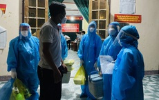 Hà Tĩnh: Một cô gái ho, sốt đi khám thì phát hiện mắc Covid-19
