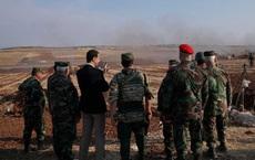 """""""Điềm xấu"""" cho lực lượng Thổ: Đặc nhiệm Syria vào vị trí, sắp dứt điểm mục tiêu chiến lược?"""