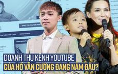 Phi Nhung nói cát-xê Hồ Văn Cường chỉ hơn 1 tỷ đồng, netizen làm toán chất vấn: Doanh thu khủng từ YouTube thì sao?