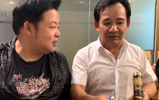 Cuộc gặp mặt và màn thể hiện gây bất ngờ giữa Quang Tèo - Quang Lê