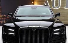 Được Putin đích thân quảng bá, Nga bắt đầu sản xuất Aurus Senat để thách thức Bentley, Rolls Royce
