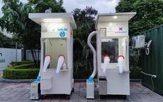 Cận cảnh bốt lấy mẫu xét nghiệm Covid-19 di động Made in Vietnam, sẵn sàng xuất khẩu