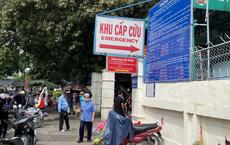 TP.HCM: Người bán hàng trước cổng Bệnh viện Nhi đồng 1 nhiễm COVID-19, con gái và con rể cũng có kết quả dương tính