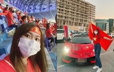 Cô gái tiết lộ chuyện mua vé thần tốc để vào sân xem Việt Nam - UAE: Giá vé khiến nhiều người bất ngờ