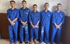 Khai quật tử thi thanh niên chôn cất đã 5 ngày ở Quảng Ninh, cảnh sát bắt khẩn cấp nhóm thanh niên