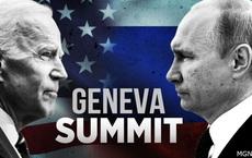 """Trước thềm cuộc gặp Biden-Putin: Tổng thống nước CH thuộc Liên Xô cũ nhắc ông Biden """"phải cứng rắn"""""""