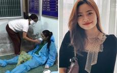 Nữ điều dưỡng gục ngã xuống đất khi trắng đêm làm nhiệm vụ ở vùng dịch: Lo và sợ khi có nhiều người quan tâm
