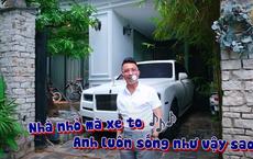 Đại gia Minh Nhựa khoe mua cả căn biệt thự ở Phú Mỹ Hưng chỉ vì khoái… cái cây trong nhà