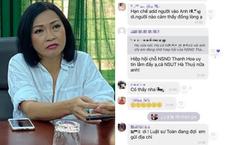 """Nội dung nhóm chat """"Nghệ sĩ Việt"""" thế nào mà Phương Thanh phải vội vàng lên tiếng?"""