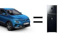 Sạc xe điện VinFast tại nhà sẽ có công suất 'tương đương với tủ lạnh', mất từ 10-13 tiếng để sạc đầy pin
