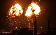 """Israel nhấn chìm Gaza trong """"biển lửa"""""""