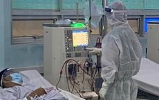 Bác sĩ đất mỏ chi viện cho tâm dịch Bắc Giang: Nhìn con chào đời qua màn hình điện thoại, tôi mừng phát khóc