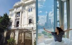 """Sau biệt thự triệu đô, Minh Hằng tiếp tục hé lộ căn hộ có view """"cực đỉnh"""""""