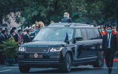 Chiếc Range Rover của Quốc vương Campuchia – limo sang trọng chống đạn, chống lựu đạn