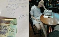 """Bạn gái đòi mua đồ gần 9 triệu, chàng trai viết giấy ghi nợ cùng tuyên bố khiến đối phương """"trắng mặt"""""""