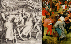 Dịch bệnh quái quỷ nhất lịch sử khiến người mắc nhảy múa cuồng loạn cho đến chết, sau nhiều thế kỷ vẫn làm nhân loại rợn tóc gáy
