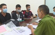 Bắt giữ nhóm đối tượng từ Hải Phòng vào tỉnh Đắk Lắk hành nghề thất đức
