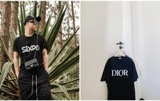 """Chê áo hàng hiệu 23 triệu chẳng khác gì áo 196k mình bán, NTK Đỗ Mạnh Cường bị bóc lại phốt """"đạo nhái"""" váy Dior"""