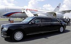 """Báo chí soi chuyên cơ, limousine của hai tổng thống Putin và Biden: """"Ai ngầu hơn""""?"""