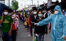 Campuchia lo ngại khó khống chế dịch COVID-19