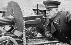 Nguyên soái Zhukov – vị chỉ huy quân sự xuất sắc nhất của Liên Xô trong Thế chiến II