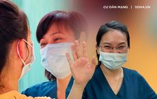 Chia sẻ từ tâm dịch Bắc Giang: Ngày chia tay, giọt nước mắt đã rơi