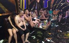 """Mở """"tiệc"""" ma túy cho 22 nam, nữ tụ tập """"bay lắc"""" mừng sinh nhật"""
