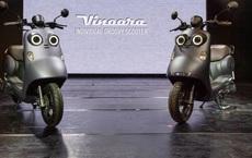 """Xe máy Yamaha tiết kiệm xăng, thiết kế lạ chưa từng có, sẽ """"đấu"""" Honda Vision?"""