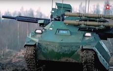 Tổng thống Putin khẳng định nguyên tắc phát triển tiềm lực quốc phòng của Nga
