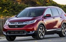 Honda CR-V 2021 giảm hơn 160 triệu đấu Mazda CX-5, Hyundai Tucson