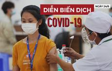 Nữ bác sĩ sản ở Bình Thuận nhiễm COVID-19, từng đi xe đò của nhiều nhà xe; Hai bệnh nhân mắc COVID-19 ở Bắc Giang tử vong