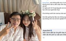Vừa cầu hôn MC xinh đẹp, Hùng Đinh đã nhận được lời khuyên 'có nghe anh Vũ Trung Nguyên nói' của bạn: Cách CEO đáp lại mới đáng chú ý